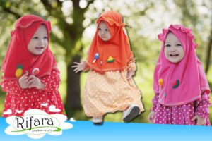 Brand Hijab Anak Kecil Populer