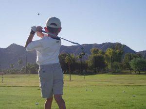 Dasar Golf Untuk Pemula